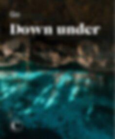 Go down under