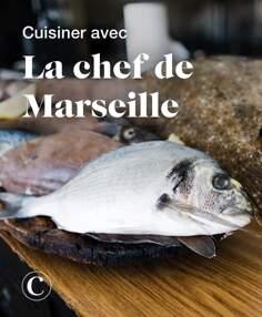 Cuisiner avec la chef de Marseille