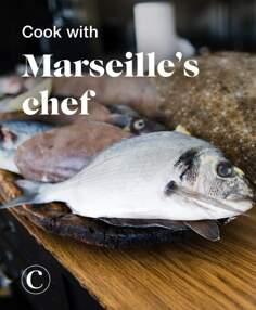Cook with Marseille's chef