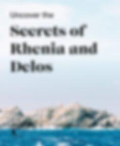 Uncover the secrets of Rhenia and Delos