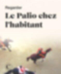 Regarder le Palio chez l'habitant