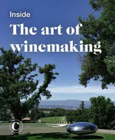 Inside the art of winemaking
