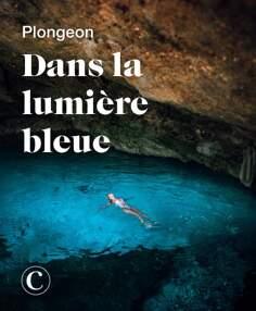 Plongeon dans la lumière bleue