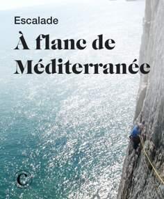 Escalade à flanc de Méditerranée