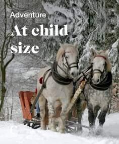 Adventure at child size