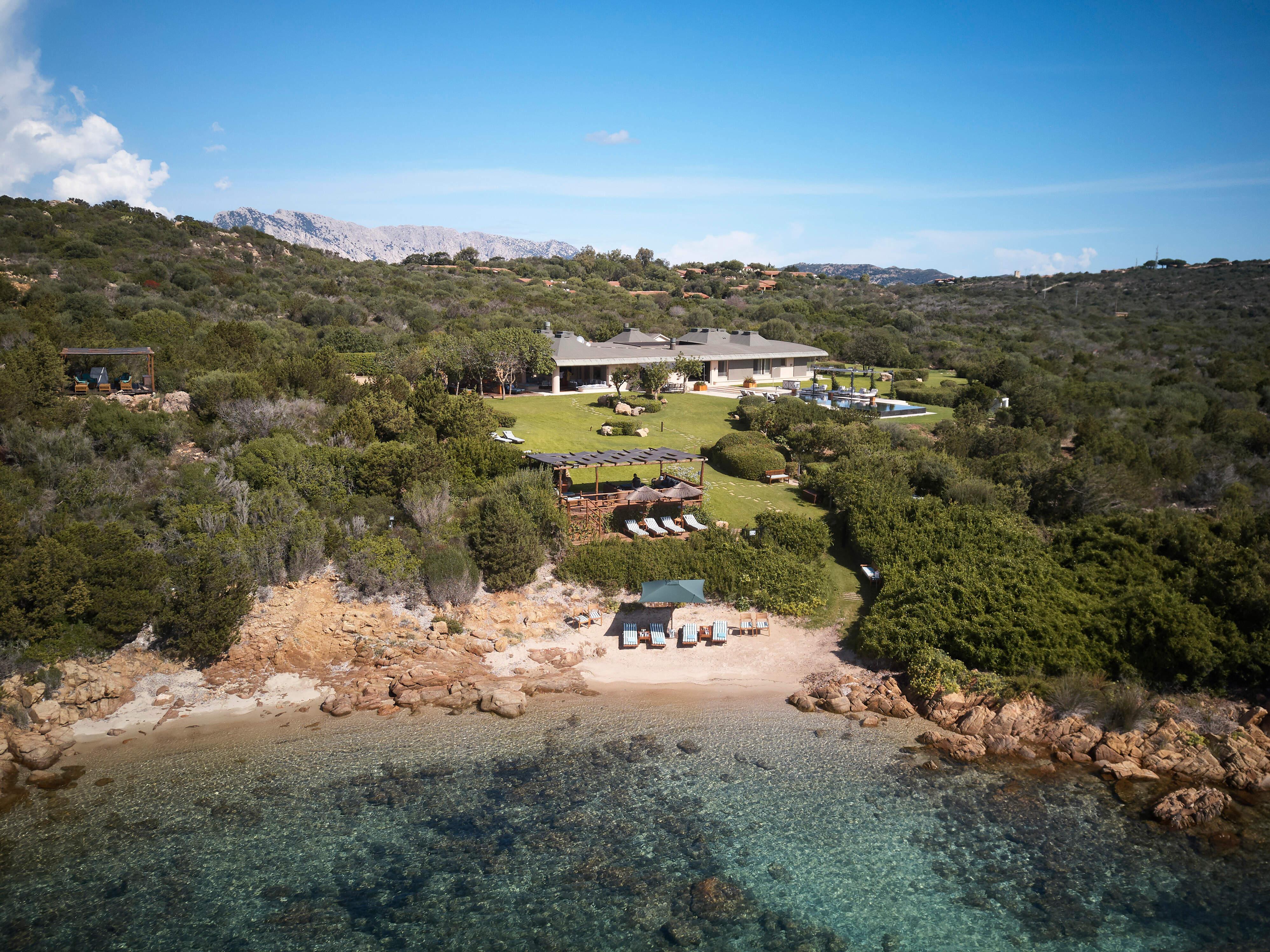 Villa Abbondanza in Sardinia   Le Collectionist