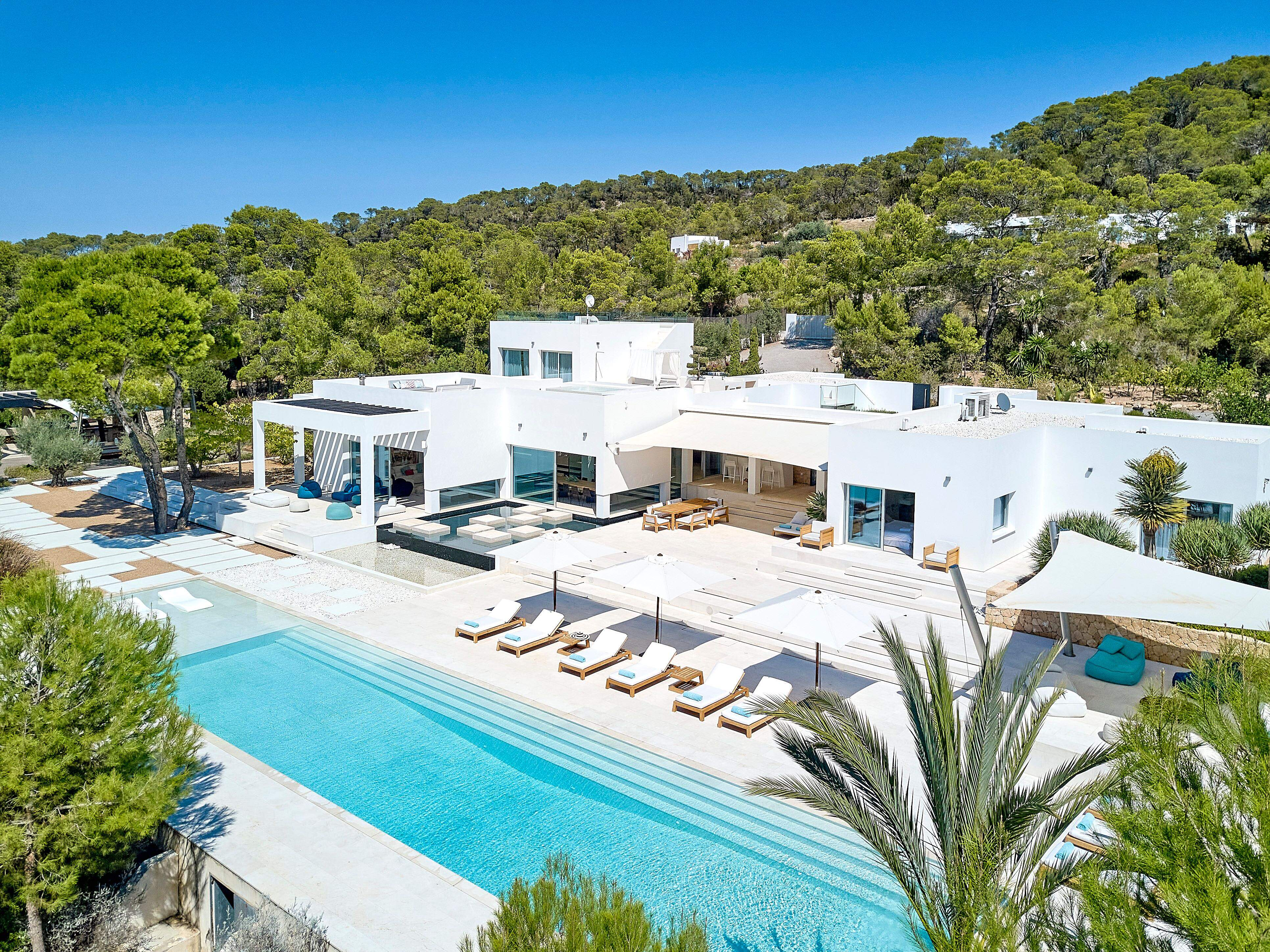Villa Belinda In Ibiza Le Collectionist