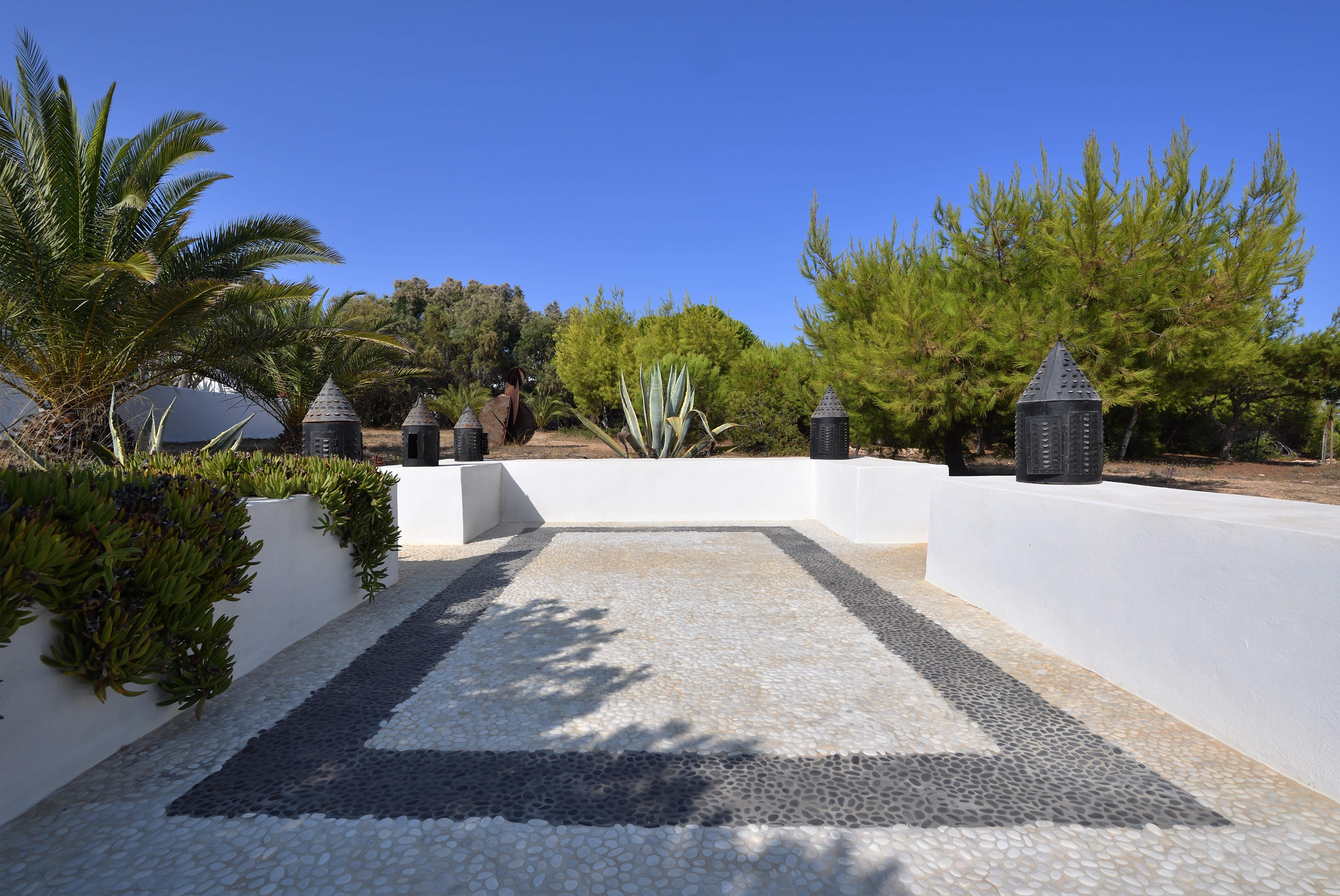 Villa Cactus In Paros